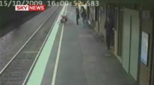 baby run over by train shweta verma