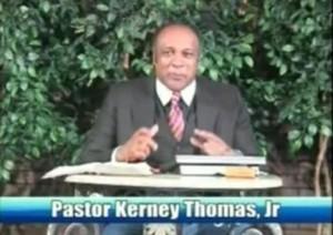 farting preacher
