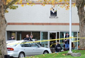 Office Park Shooting