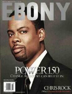 Ebony covers-chris rock