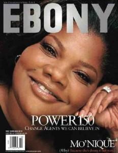 Ebony covers-mo'nique