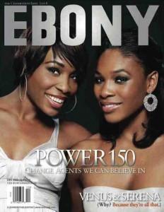 Ebony covers-venus serena