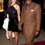 Don Cornelius & Wife