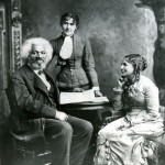 Frederick Douglass and wife