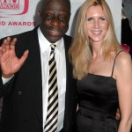 WTF??!!  JIMMIE WALKER WITH GIRLFRIEND RACIST AND ENEMY #1 ANN COULTER