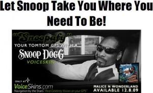 snoop gps