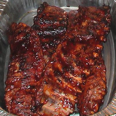 Are BBQ Ribs Really 'The Bomb?'