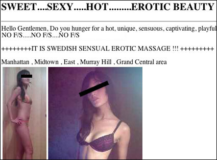 craigslist  encounters escort ladies