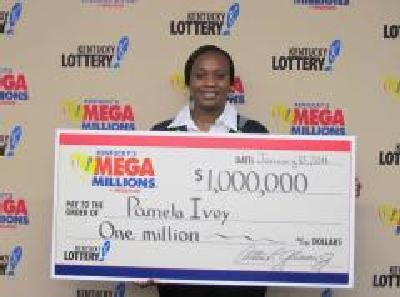 lottery winner by mistake pamela ivey