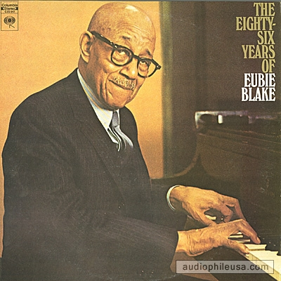 Pictures Of Eubie Blake 115