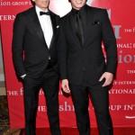Calvin Klein and Nicholas Gruber, 47 years apart