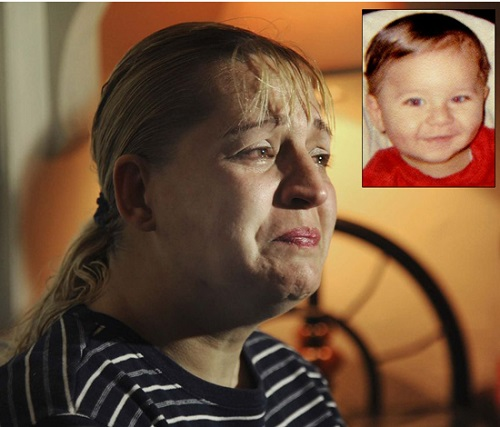 Sherry West and her baby were shot in a botched robbery that claimed the life of her 10-month-old son.