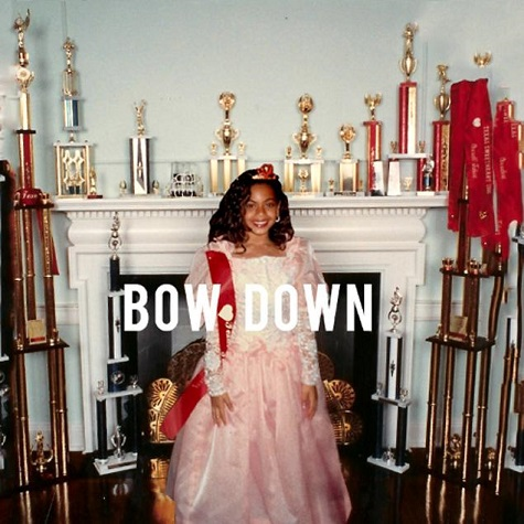 "Cover of Beyonce's new single ""Bow Down"" Check the awards."