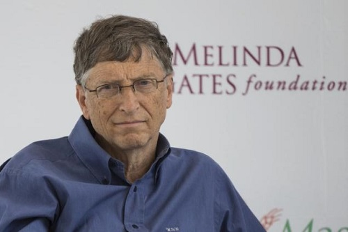 Bill Gates wants your condom ideas.