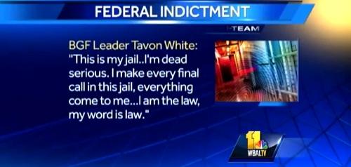 baltimore prison corruption-cell phone call