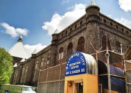 baltimore prison corruption