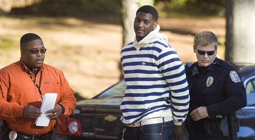 Rolando McClain arrested just one week after signing with the Baltimore Ravens, April 12, 2013.