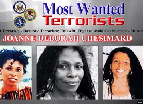assata shakur-fbi post