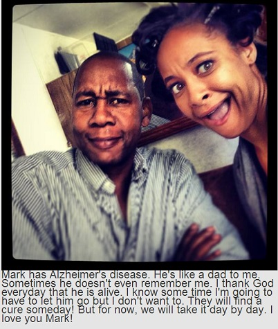 mark curry alzheimer's