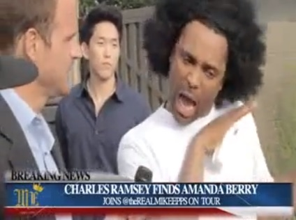 Mike Epps as Charles Ramsey.