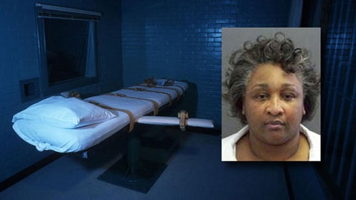 Kimberly McCarthy, 52, is the 500th inmate to be executed on Texas' death row, Wednesday, June 26, 2013.