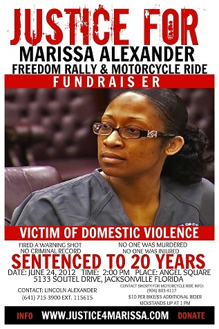 mother marissa alexander stand your ground