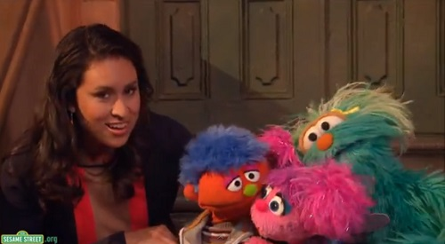 The Sesame Street family embraces Alex by letting him know he's not alone.