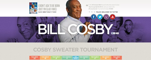 cosby sweater tournament