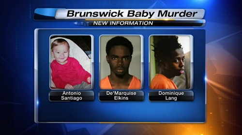 De'Marquise Elkins, 17, and Dominique Lang, 15, have been charged with the murder of 10-month-old Antonio Santiago, but new evidence suggests that the parents may be the real culprits.