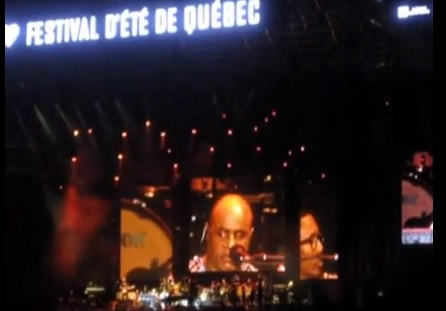 During a performance over the weekend in Quebec, Stevie Wonder vowed to never perform in Florida again until they abolish the Stand Your Ground law.