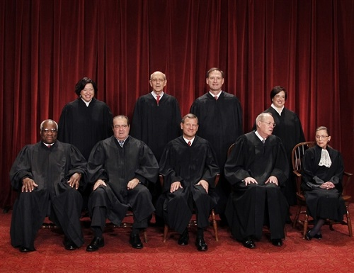 supreme court Right rulings