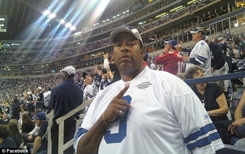 Former Dallas Mavericks ManiAAAc's cheerleader and Army vet, Erbie Bowser, 43, shot and killed four, as he searched for his ex-girlfriend, Thursday, August 8, 2013.