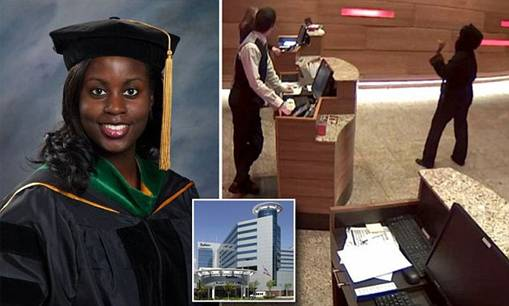 Dr. Teleka Patrick has been missing since December 5, 2013