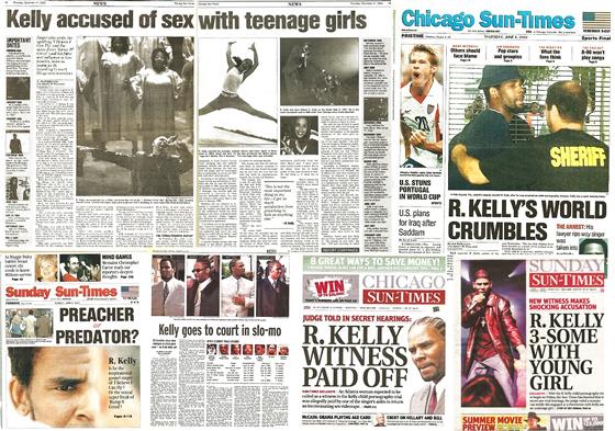 R Kelly assault