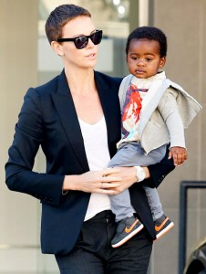 "Charlize is preparing to adopt a sibling for 2-year-old son, Jackson. Sources tell IBNLive she is ""eyeing the possibility"" of a child from her native South Africa."