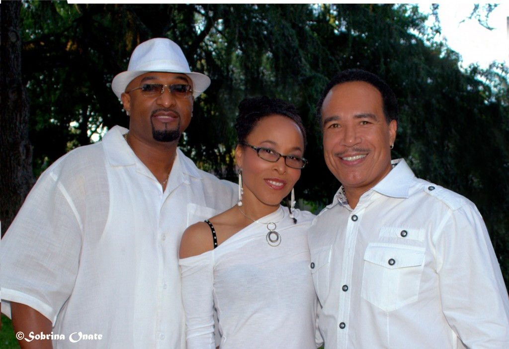 (L-R) Samuelle Prater, Valerie Watson and Jay King