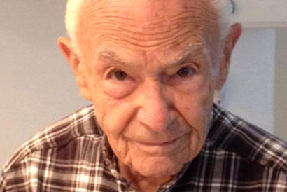 Happy Birthday, Joseph Vallenti (96 years young)