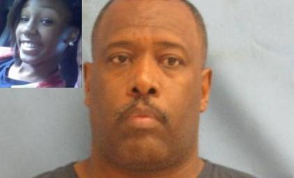 Willie Noble is charged with killing 1st-degree murder of 15-year-old Adrian Broadway (pictured above inset) in Little Rock, Arkansas.