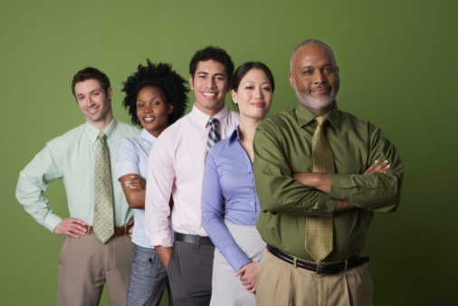 diverse-professionals