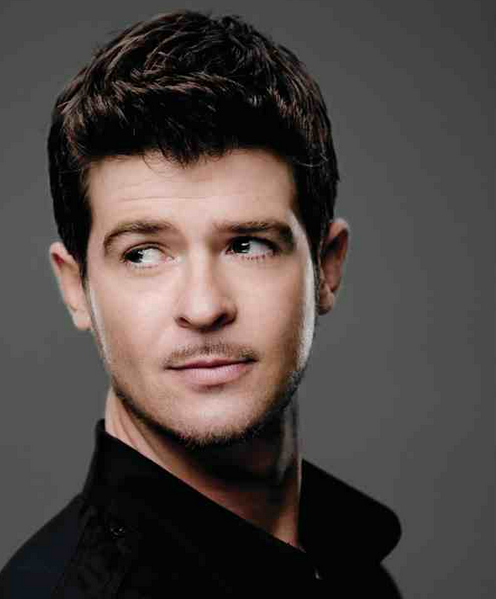 "Robin Thicke's ""Blurred Lines"" got him in a lot of trouble with Marvin Gaye family and fans."