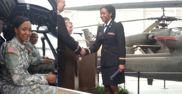 African American Femaile Pilot