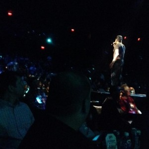 Jermaine sings 'Gone Too Soon' paying homage to his late brother, Michael Jackson.