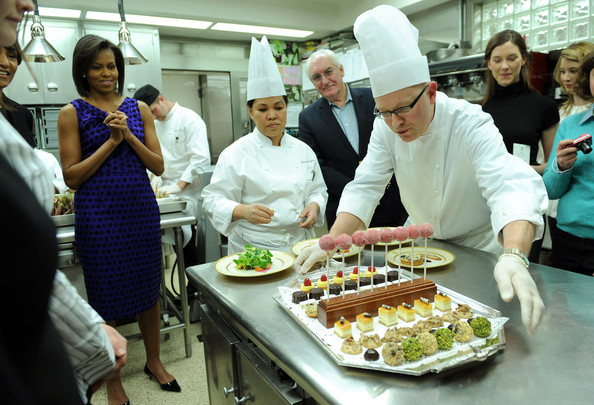 White House Chef, Bill Yosses