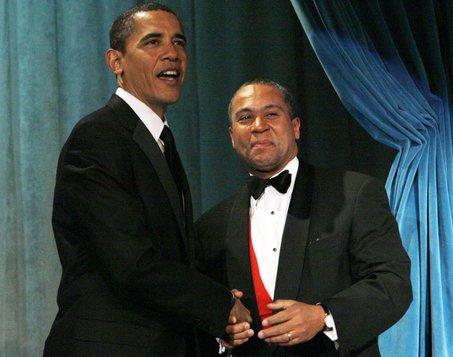 Barack Obama, Deval Patrick