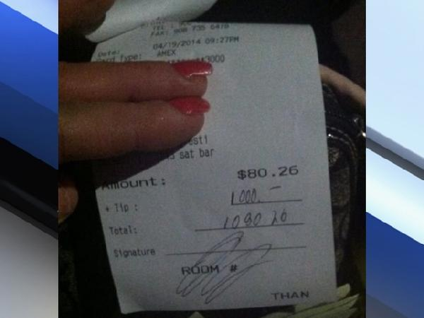 1000 dollar tip for dog's surgery_1398286549962_4182672_ver1.0_640_480