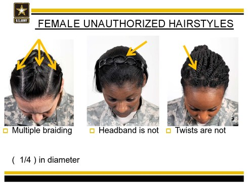 Army powerpoint example
