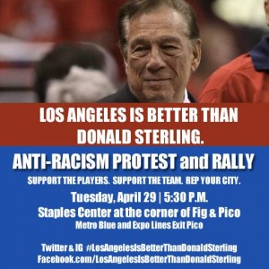 Poster, Donald Sterling