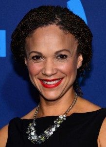 Melissa Harris-Perry at the 24th annual GLAAD Media Awards March 16, 2013, in New York City Larry Busacca/Getty Images for GLAAD