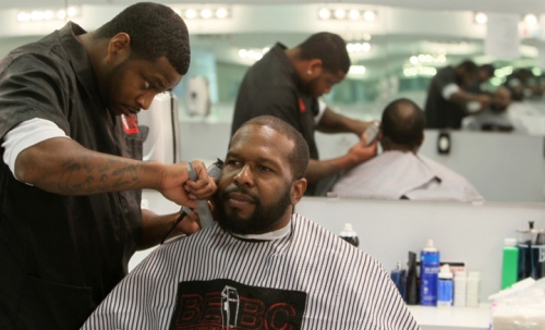 Black barbershops, Hypertension