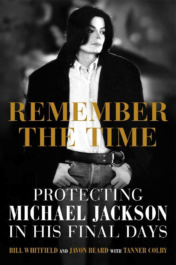 COVER, Remember The Time.
